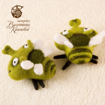 Зеленые мушки