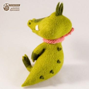 Крокодильчик Рокки