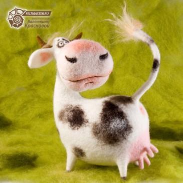 Корова Мари Лу