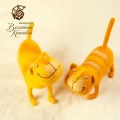 котята Апельсинки