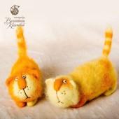 коты Пабло и Панчо