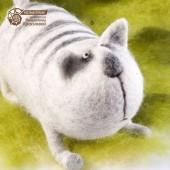 Кот Серый Ганс